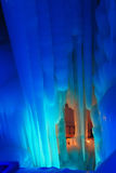 10 тысяч пещера льда Стоковые Фото