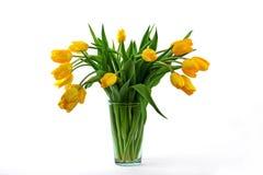 тюльпаны букета стоковое изображение rf