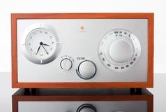 тюнер радио ретро введенный в моду Стоковая Фотография RF