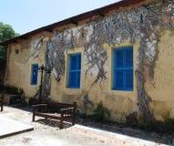 Тюремная камера на острове рая Стоковая Фотография
