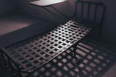 Тюремная камера стоковые изображения