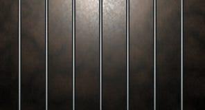 Тюремная камера Стоковое Фото