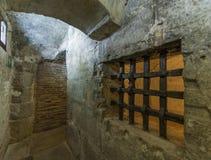 Тюремная камера Стоковое фото RF