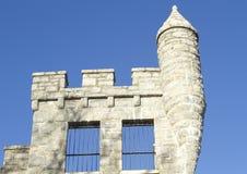 тюрьма замока Стоковое Фото