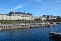 Тюрьма Кингстона Стоковое Изображение RF