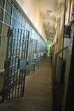 тюрьма клетки Стоковое Изображение