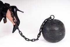 тюрьма шарика Стоковая Фотография