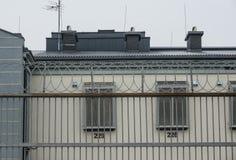 тюрьма Стоковое Изображение