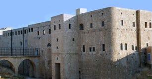 тюрьма bahai bahahula akko стоковое изображение
