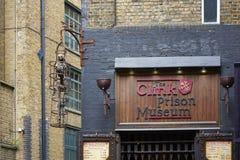 Тюрьма Clink стоковая фотография