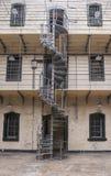 Тюрьма Kilmainham стоковое изображение
