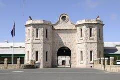 тюрьма perth fremantle Австралии Стоковая Фотография