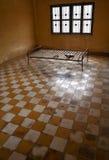 тюрьма s phnom penh 21 смерти стоковое фото