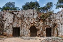 Тюрьма Socrates, Греция стоковое изображение