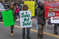 Тюрьмы работ не Стоковая Фотография RF