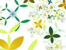 9 тюльпанов весны настроения пестроткаными установленных изображениями чудесных Стоковое Фото