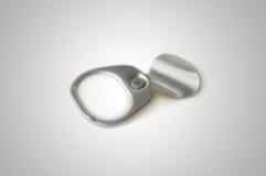 Тяга кольца металла может Стоковая Фотография RF