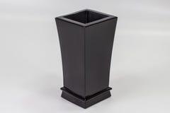 Тягчайшая ваза цветка сделанная камня 01 Стоковые Изображения