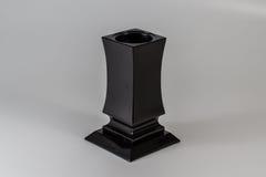 Тягчайшая ваза цветка сделанная камня 01 стоковое изображение rf