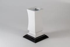 Тягчайшая ваза цветка сделанная камня 01 Стоковое Фото