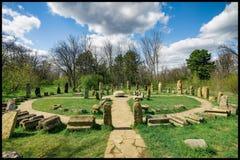 Тягчайшие камни Scythians Стоковое Изображение