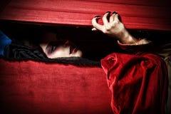 Тягчайший вампир Стоковая Фотография