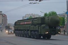 Тяжелое военное транспортное средство Стоковые Изображения RF