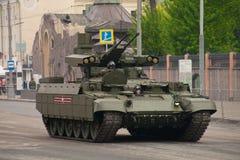Тяжелое военное транспортное средство Стоковое Фото