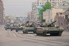Тяжелое военное транспортное средство Стоковая Фотография RF