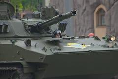 Тяжелое военное транспортное средство Стоковые Фотографии RF