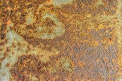 Тяжело рифленая текстура металла стоковая фотография