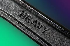 тяжелый метал Стоковое фото RF