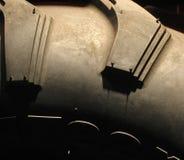тяжелый профиль шины Стоковые Изображения