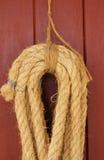 Тяжелая веревочка Стоковая Фотография RF