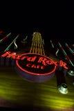 тяжелый рок кафа Стоковое Изображение RF
