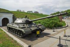 Тяжелый танк Совета T10 IS8 Стоковое Изображение RF