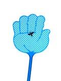 Тяжёлый удар мухы Стоковое Изображение