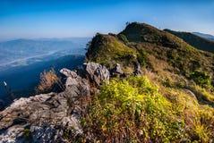 Тянь Doi Pha, Chiang Rai Таиланд Стоковое Изображение