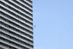 тяпка здания самомоднейшая Стоковое фото RF