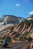 тяпка каньонов Стоковые Изображения RF