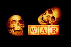 Убийства войны Стоковые Фото