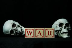 Убийство войны стоковые фотографии rf
