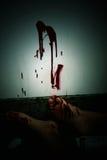 убийство Стоковое Фото