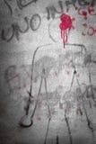убийство Стоковые Фото