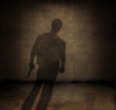 убийца Стоковое Изображение RF