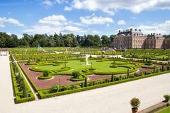 Уборная Голландия дворца стоковое изображение