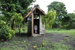 Уборный джунглей стоковое фото rf