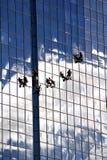 уборщики Стоковое фото RF