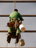 Уборщик Windows Стоковое Фото