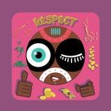 уважение бесплатная иллюстрация